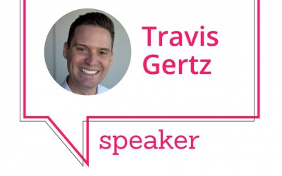 Travis Gertz Our First Speaker This Year!