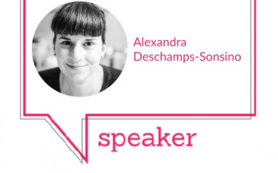 Connectors, Connecting, Connections by Alexandra Deschamps-Sonsino, Designswarm
